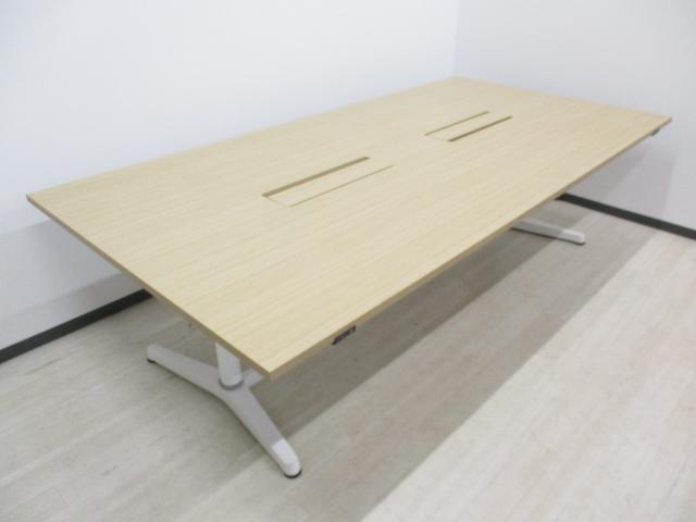 【激レア‼】【新品定価約34万!】最新の上下昇降テーブル toiro(トイロ)ボタン1つで昇降!