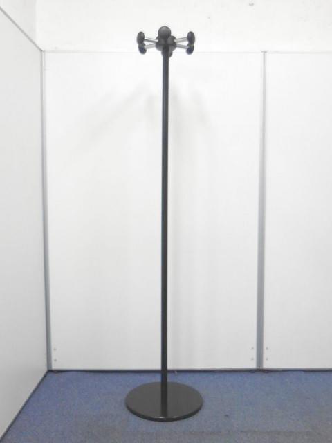 【残り1点の為、特価品!】コートハンガー|オフィスに1つあるととても便利です!■オフィスの空いたスペースに!