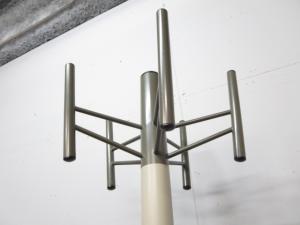 ■コートハンガー ■ポール型ハンガーラック【デザイン家具】|ポールハンガー/ハンガーラック(中古)
