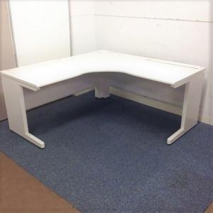 【意識高い系にオススメ!】L型デスク(未使用品)+Herman Miller Mirra Chair 【セットで10%オフ】|チェア ミラチェア(中古)