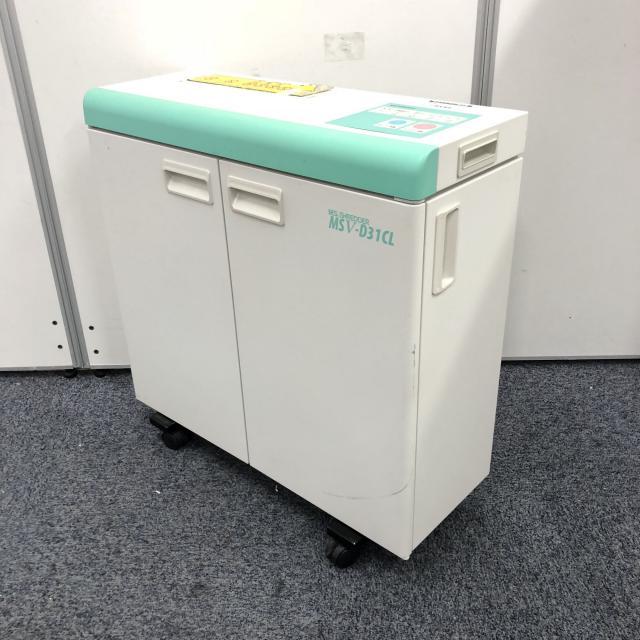 【トリプルドア採用】明光商会製 シュレッダー【定番メーカー】