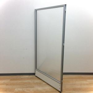 【透明で開放感のある空間を!】透明なパーテーションを入荷!レア商品!