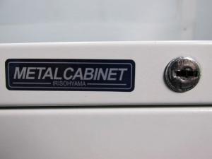 【3段ワゴンが入荷♪】アイリスオーヤマ製3段ワゴン◇ホワイト◇|METAL CABINET(中古)
