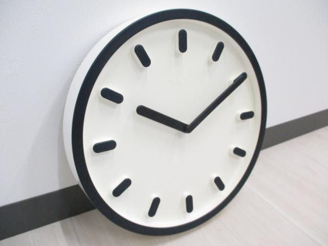 【1台限定!】マジス(MAGIS)掛け時計 イタリア製 シンプルでお洒落なデザイン