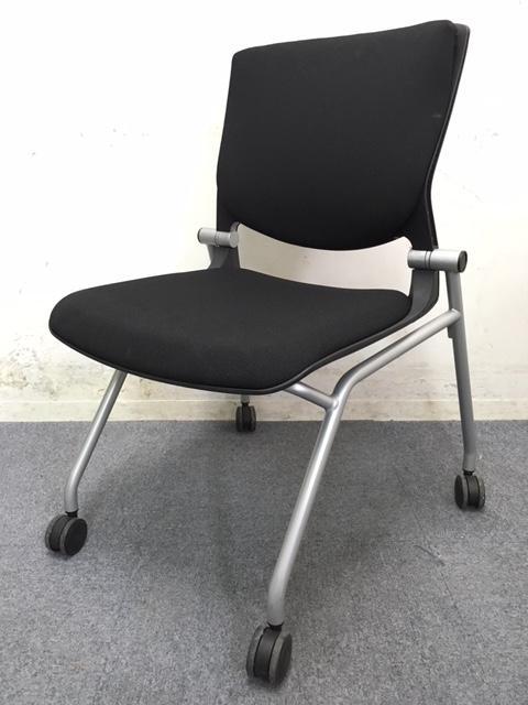 【6脚入荷!】|ネスティングチェア|グラータ|人気のハイセンス会議用チェアが入荷しました!|質の高いオフィス家具が活躍します!!