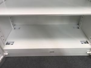 【8台入荷!】|両開き書庫|ハイキャビネット|高さ2160mm|大量の書類整理に最適!|その他シリーズ(中古)