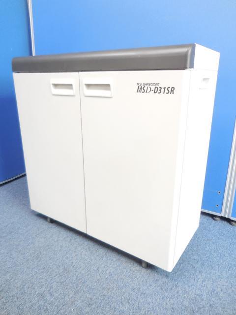【現行機!】トップシェアの明光商会製シュレッダー!スリムなサイズどんなオフィスにも設置可能です!