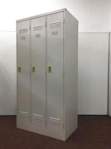 【3人用ロッカー】イトーキ製 大人気のロッカーが入荷しました。 増員、拠点開設に是非!