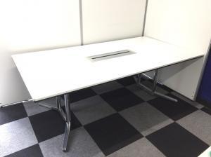 【会議室にオススメ!】定価20万円以上のテーブルをお値打ち価格でご提供!人気のラティオシリーズ!|その他シリーズ(中古)