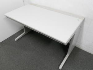 【長期在庫品につきお買い得!】■オカムラ 平デスク(W1200mm)■【配線機能も充実!SD-eシリーズ】[SD-e Desk system](中古)