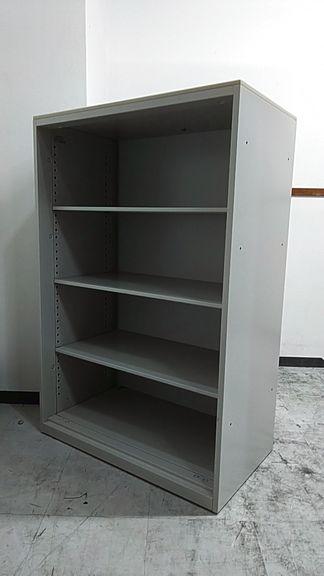 【カタログ収納にオススメ】オカムラ製 オープン書庫