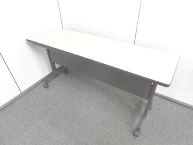 【横幅1500mmのサイドスタックテーブル】■コクヨ製 ■サイドスタックテーブル