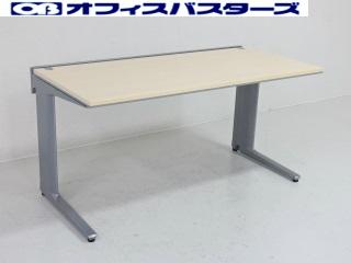 【地方倉庫在庫品】流行の木目デスクで快適なオフィス空間を!!広々使える幅1400mm!!【RA】【817】