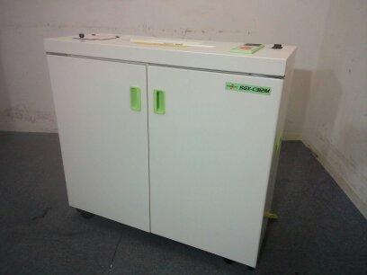 【限定1台】シグマ技研製 シュレッダー|置き場所に困らないコンパクトサイズのシュレッダー入荷致しました!