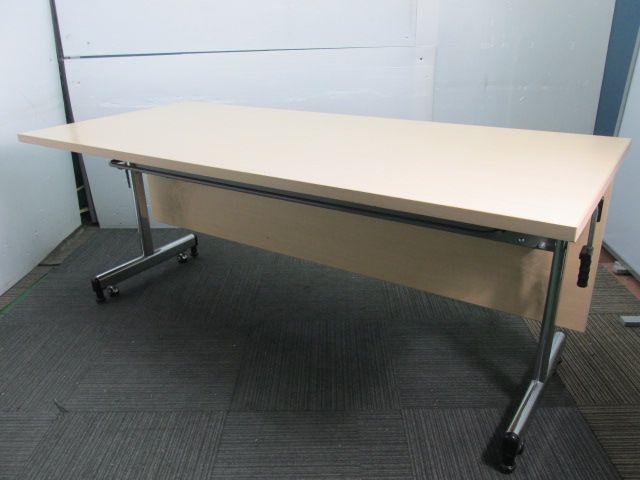 ホウトク ★珍しいサイズスタックテーブル★ 奥行800ミリ
