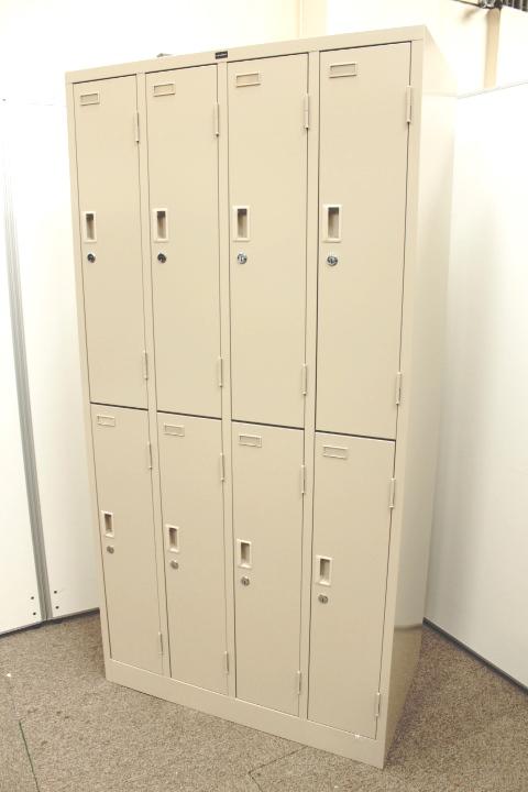 【限定2台!人気者!】衣類も収納できるサイズで倉庫・工場に大人気!■収納効率いいです■人気ニューグレー