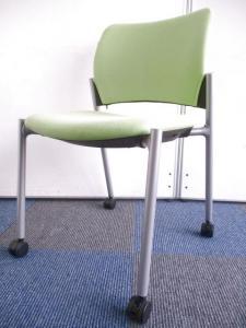 【重ねて収納可能!】会議室や休憩所におすすめ!【シンプルデザイン!】