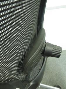 【Made in USA】■X99 タスクチェア 肘無タイプ ■ランバーサポート付 メッシュチェア HAWORTH/ヘイワース X99 タスクチェアー(中古)
