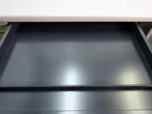 【コンパクトサイズ】イトーキ製中古オフィスデスク 定番サイズ 【福岡在庫商品】[CZ DESK](中古)