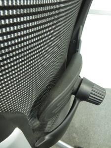 ■HAWORTH(ヘイワース)X99チェア ■可動肘 ランバーサポート付【タスクチェア】【B】|HAWORTH/ヘイワース X99 タスクチェアー(中古)