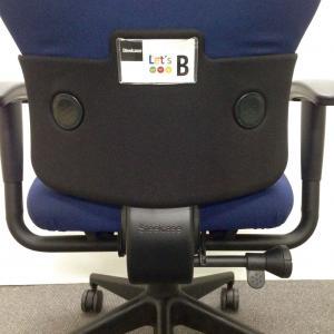 【限定6台入荷】デザイン製と多彩な機能性を搭載したレッツBチェアが入荷致しました☆(中古)