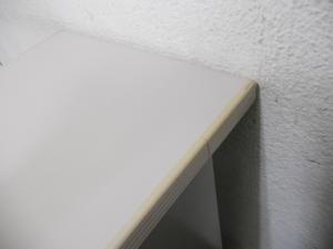 【デスクの延長にオススメ】イトーキ製中古脇机 2段引き出し A4サイズの収納にオススメ(中古)
