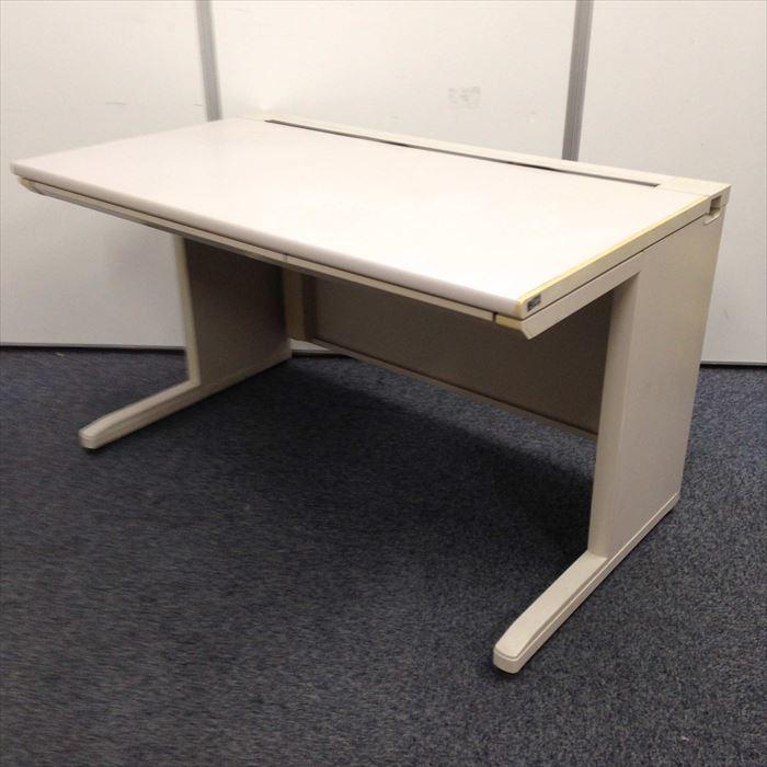 【人気サイズ幅1200mm!!】オフィスによく使われるニューグレーカラー! コクヨ製のMXシリーズ平机が6台入荷です!