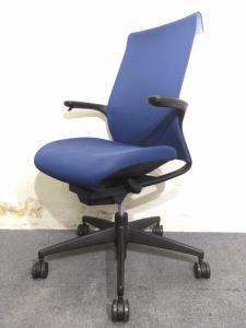 【6脚入荷】 M4チェア 事務椅子 手元のレバーで上下昇降!