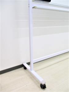 【新古未使用品!】安くてお得なホワイトボード!イレイサー2個付き!|WR-1890