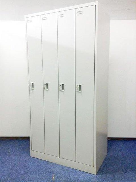 【4台入荷!】オカムラ製 4人用ロッカー