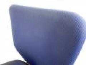 【急な増員にお得なセット】幅1400mm片袖机と肘無OAチェア【しっかり幅のデスクがお安く!】|LA(中古)