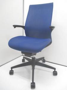 【レバー1つの簡単操作】快適な座り心地 コクヨ製 M4チェア【クリーニング済】