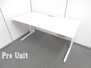1台限定!!【人気シリーズのホワイトカラーで広々使える横幅1400mmタイプです!!パソコンを置いても十分なスペースで快適オフィスワークを可能にします!!】■国産メーカ―■ホワイト ■おつとめ品