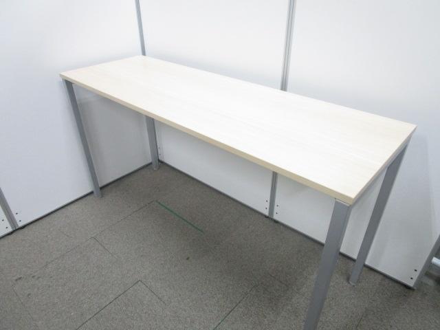 【4~6名様向けサイズ】幅1800mm 会議用テーブル ミーティングテーブル