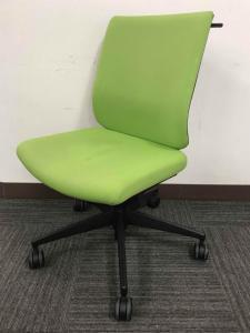 【商品入れ替えの為お買い得】コクヨ製中古オフィスチェア 肘無し事務椅子[Wizard](中古)