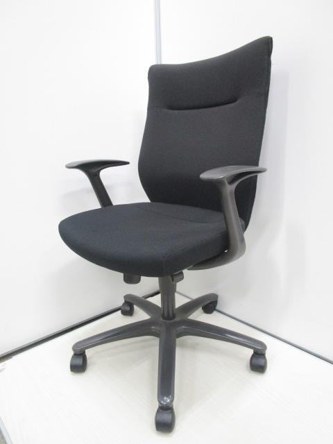 【隠れた人気シリーズ!】ふかふかクッションが特徴!■シンプルなデザインなのでオフィスで大活躍ッ!
