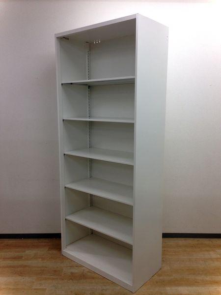 【カタログの収納に!】ものがパッと見てすぐ分かる!棚の高さは自由に変えられます!