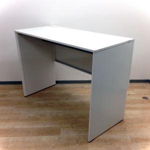 【レア商品限定1台入荷!】■平机でもハイテーブルとしても使えます!■高さが1000mm!■イトーキ■ホワイト