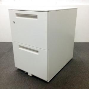【10台ロット入荷!】イナバ製!明るい人気のホワイトカラーです!書類の収納に!