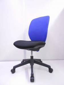 【ローコストチェア】ハイバックタイプ オフィスチェア 肘なし 定番の事務用椅子です!