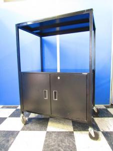 【視聴覚室に置いてあったアレ入荷!】これはTV台?AVラック?あるいはPCラックとしても使用可能?