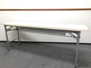 即完売の折りたたみテーブル|急な会議や催しに是非どうぞ!!