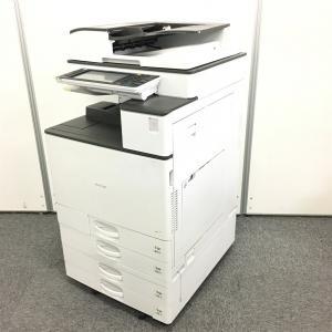 【限定1台!!】高機能コピー機! リコー製|MPC3003|分速30枚