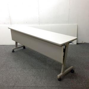 【9台ロット入荷】コクヨ製 会議室やセミナールームに最適なテーブルです!