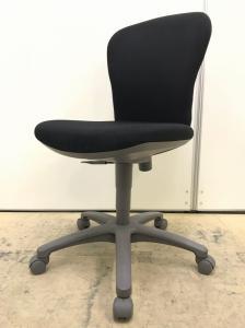 【定番オフィスチェア】コクヨ製 レグノ スタイリッシュなブラック