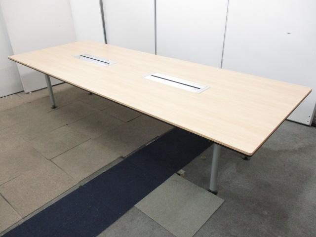 【超人気商品!!】会議用テーブルの金字塔!!絶大な人気を誇るラティオシリーズ入荷!!
