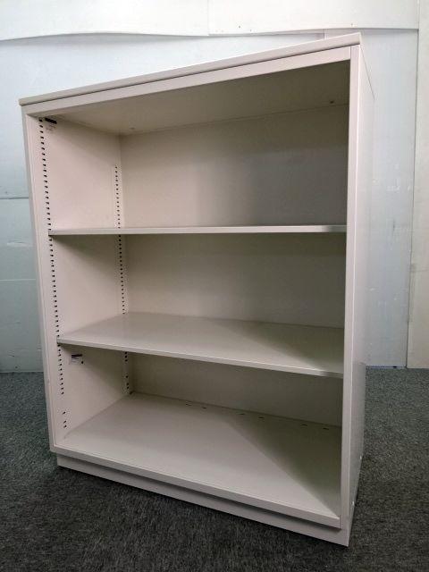 ◆限定1台 オープン書庫◆~イトーキ製~取出しが楽な分使用頻度の多い書類等に最適な書庫!