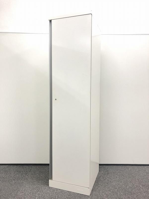 【良品!】オカムラ製・1人用ロッカー!人気のホワイトカラー入荷です!