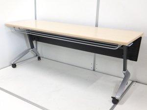【スタックテーブル12台】コクヨ製サイドスタックテーブル入荷。シンプルなデザインで人気!
