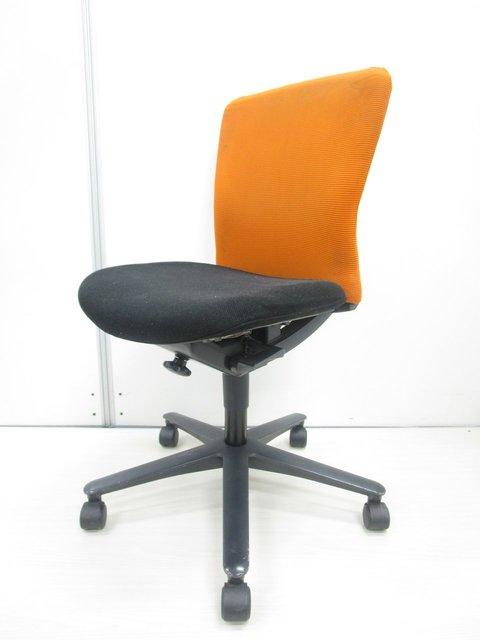 [ローコストにご用意したい方にお勧め!]オフィスチェア 事務椅子 ローバックタイプ